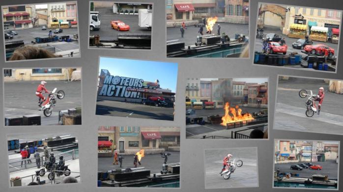 Moteurs… Action ! Stunt Show Spectacular