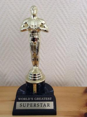 Oscar venant des Walt Disney Studios