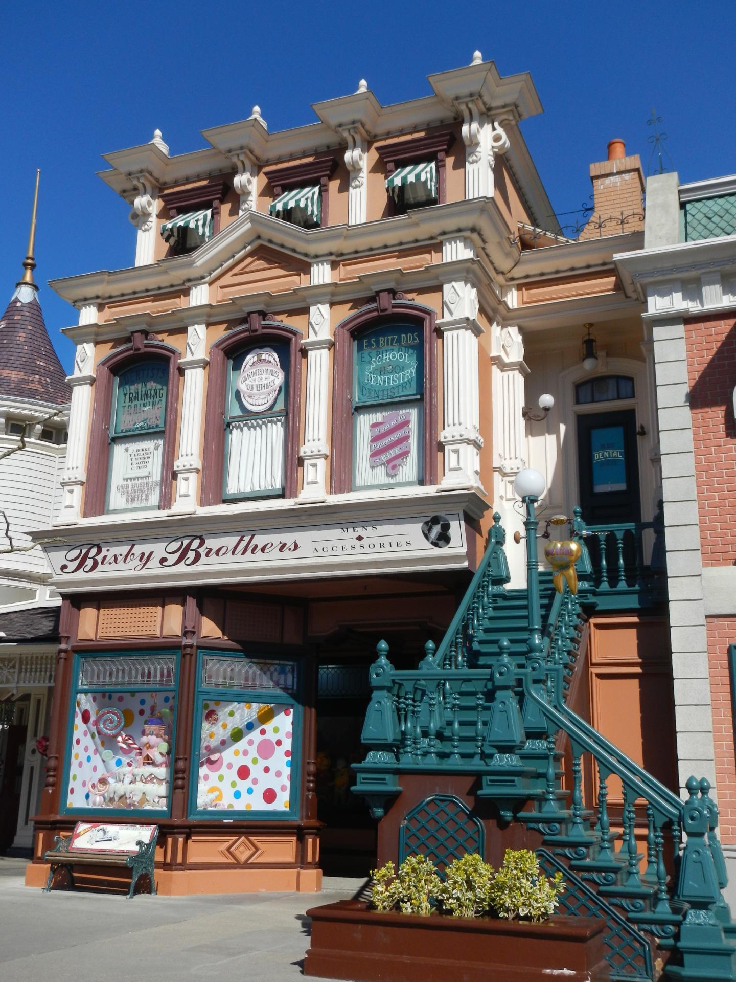 Victoria Restaurant Disneyland Paris