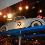 """La Coccinelle 53 surnommée """"Choupette"""" se trouve dans le parc Walt Disney Studios, mais dans quel land ?"""