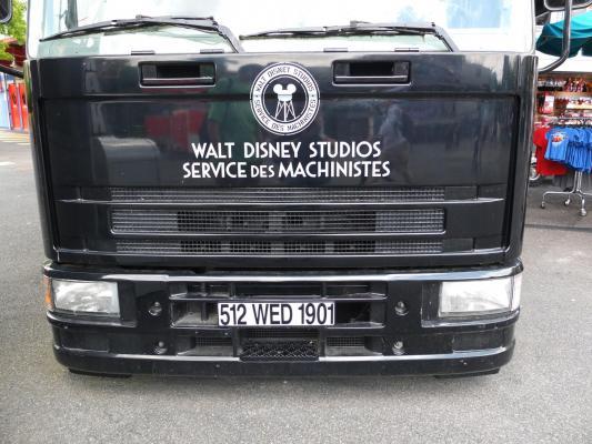 Studio merchandise truck 2